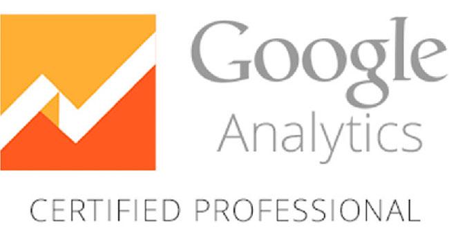certificación google analitycs